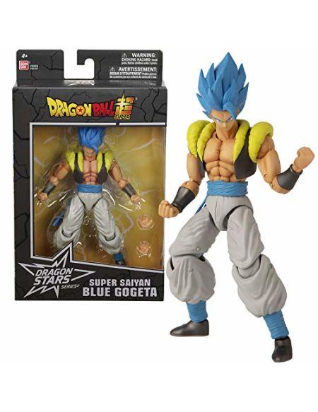 Figurine Série 11 Dragon Ball Super Saiyan Blue Gogeta 17 cm