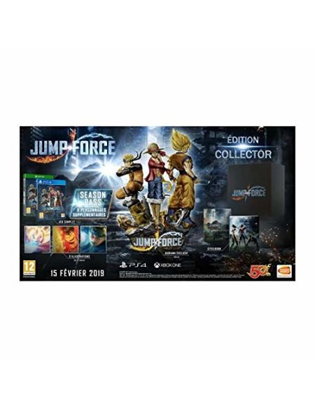 Jump Force Collector Edition PS4