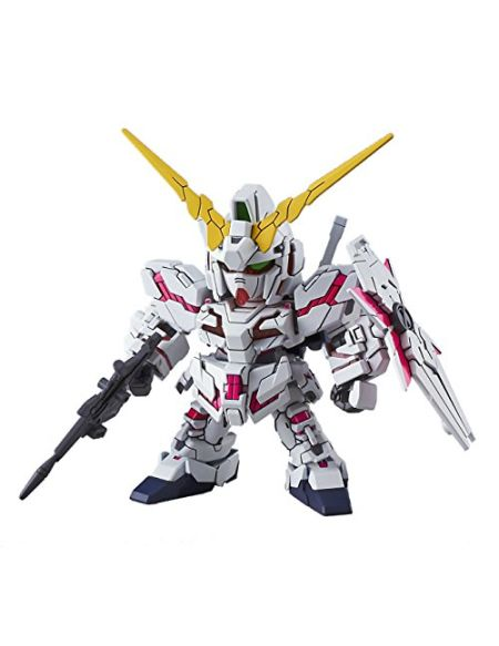 BANDAI - Model Kit 4433 - 48622 SD Gundam Unicorn Destry Ancienne STD 005
