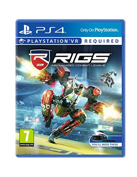 RIGS: Mechanized Combat League (PSVR) [UK IMPORT]