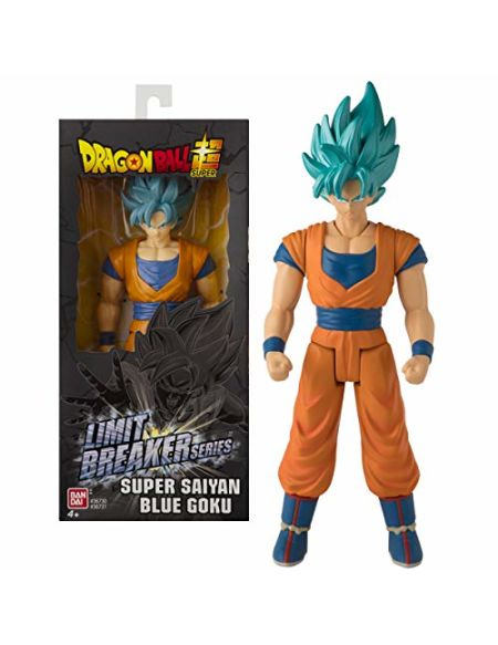 Figurine géante Dragonball Super Blue Goku