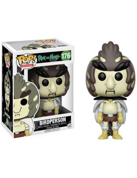 Figurine Pop! Condorman Rick et Morty