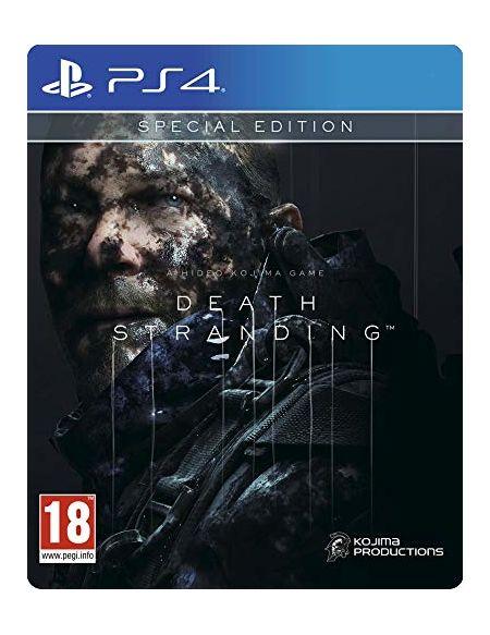 Death Stranding Edition Spéciale PS4