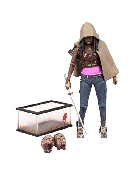 Walking Dead Michonne Flashback Figurine série Walking Dead Michonne Flashback Series Action Figure