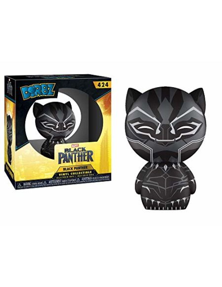 Funko Figurine-Dorbz-Marvel-Black Panther, 24086