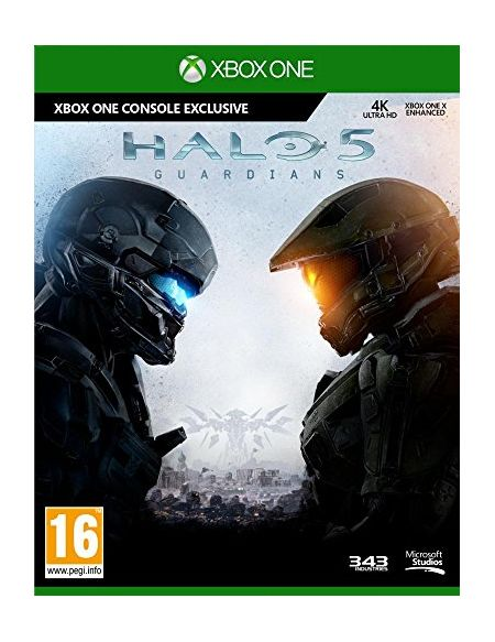 Jeu Xbox One - Halo 5 Guardians