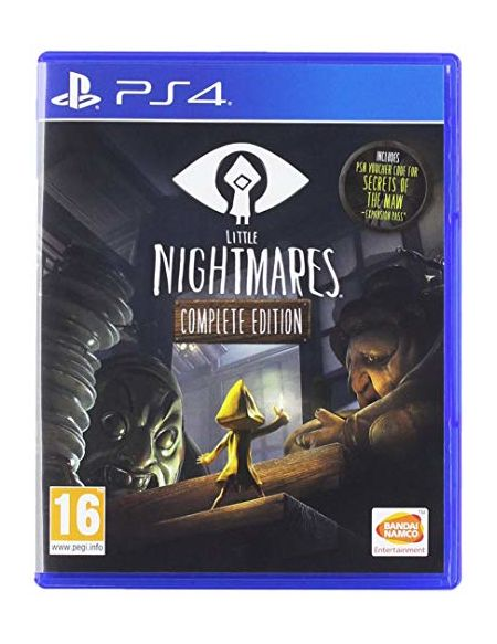 Little Nightmares - Complete Edition pour Playstation 4