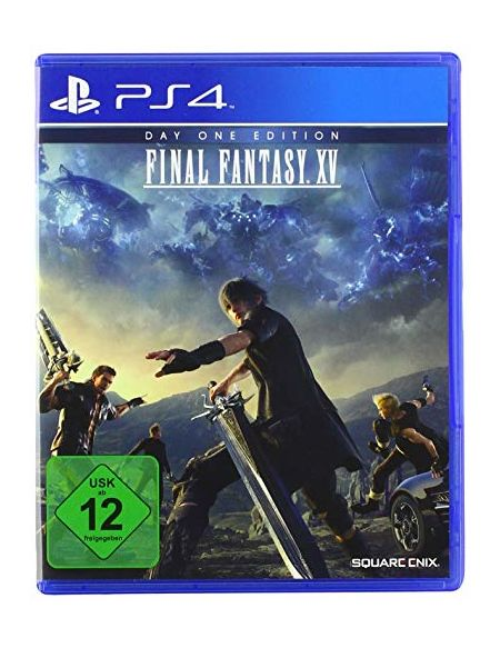 Square Enix PS4 Final Fantasy XV