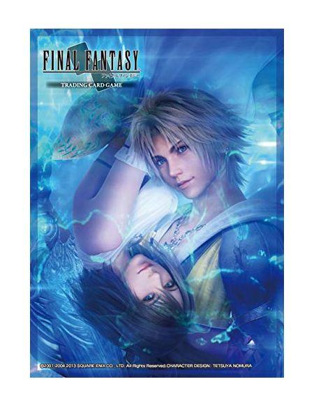 Square Enix sqc0015-Final Fantasy X Sleeves Tidus, Cartes à Jouer