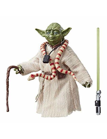 Star Wars - Edition Collector - Figurine Black Series Maître Yoda - 15 cm