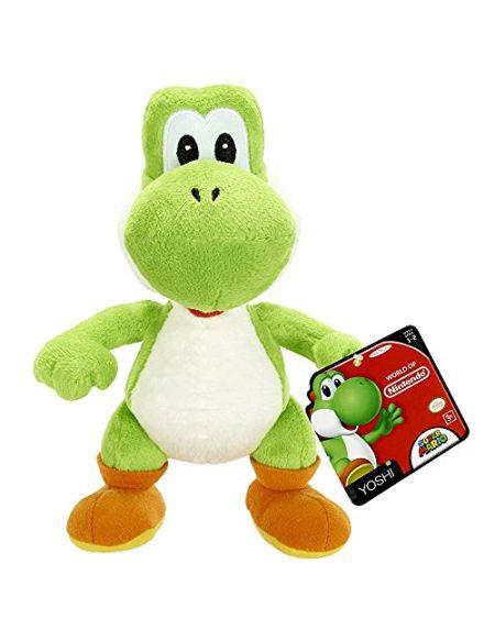 Nintendo - JAKKNINPLUSHYOSHI - Super Mario - Yoshi Plush - 15 cm
