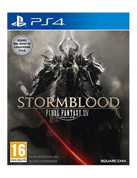 Final Fantasy XIV (14) Online: Stormblood pour PS4
