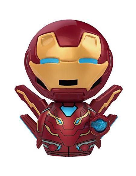 Figurine Dorbz Avengers Infinity War (Marvel) - Iron Man avec Ailes