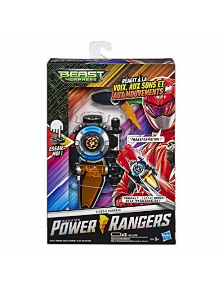Set de jeu Morpher Beast-X Power Rangers