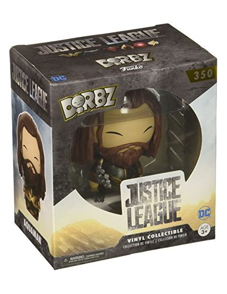 Funko- Dorbz: DC: Justice League: Aquaman, 14135