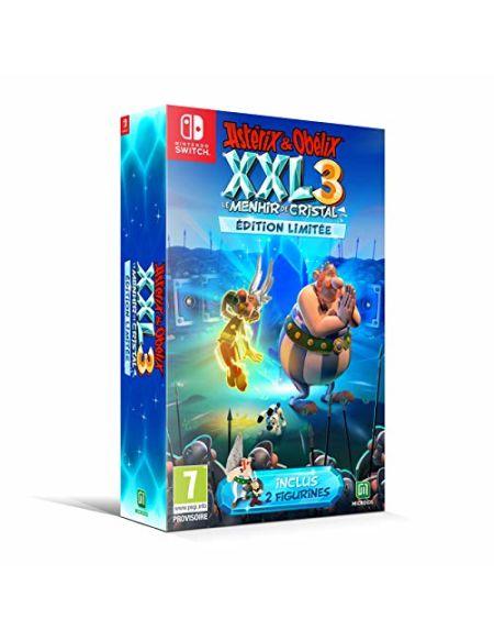 Astérix et Obélix XXL 3 Le Menhir de Cristal Edition Limitée Nintendo Switch