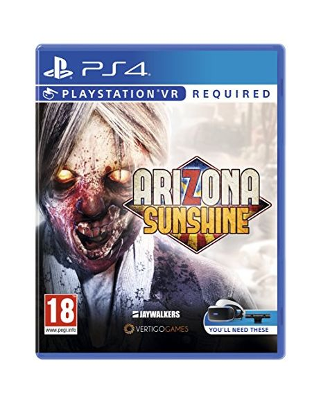 Arizona Sunshine (PSVR) (PS4) (New)