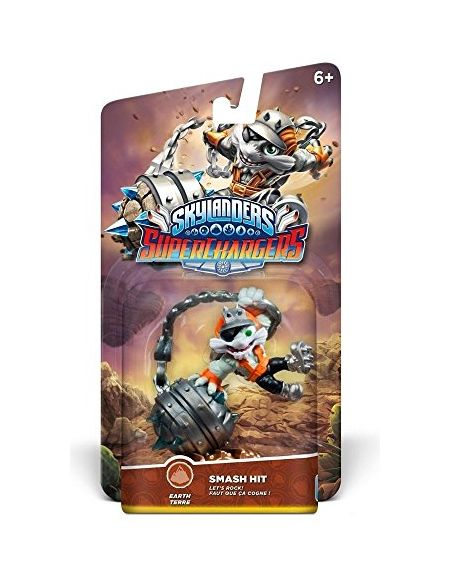 Figurine - Skylanders SuperChargers - Smash It