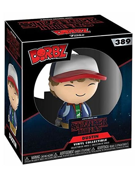 Funko DORBZ: Stranger Things S3 - Dustin