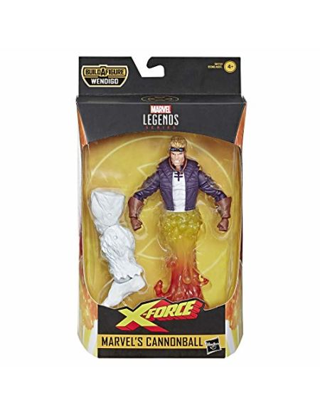 Marvel Legends X-Force - Edition Collector - Figurine 15 cm Marvel's Cannonball