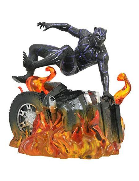 Diamond Select Marvel Gallery Black Panther Movie Version 2 Statue