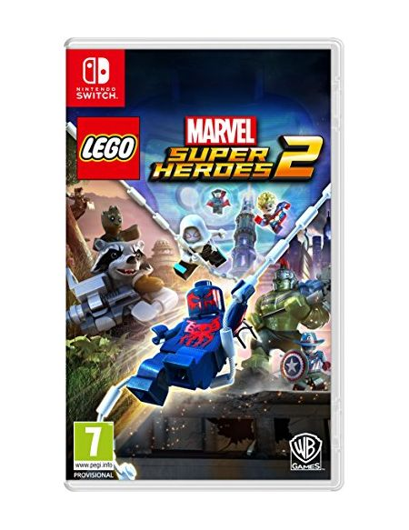 LEGO Marvel Super Heroes 2 pour Nintendo Switch