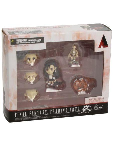 Figurine 'Final Fantasy Trading Arts Mini' - Tifa