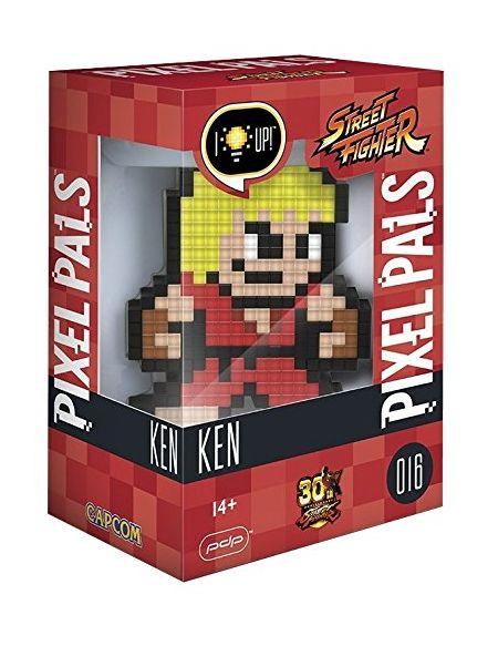 Figurine - Pixel Pals - Capcom Street Fighter Ken