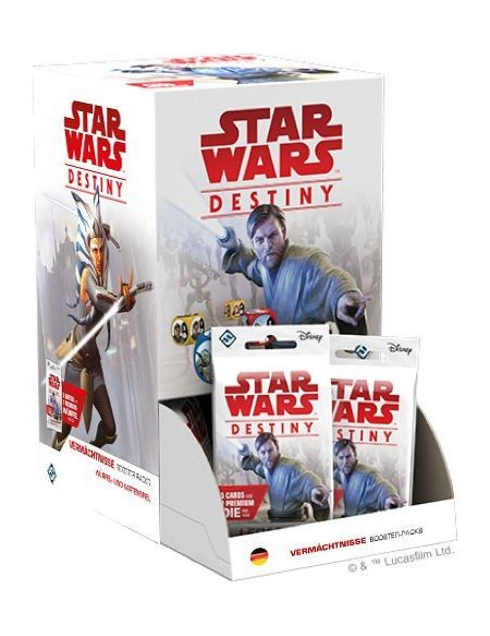 Fantasy Flight Games ffgd3209Star Wars: Destiny–vermächtnisse Booster