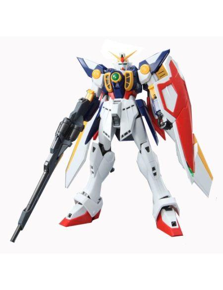 Bandai Hobby Wing Gundam Bandai Master Grade Figurine