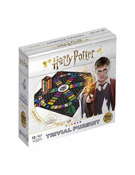 Winning Moves 1800 Questions Trivial Pursuit Harry Potter Edition Ultimate-Jeu de société-Version française, 0486