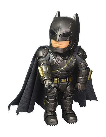 Herocross Batman V Superman Hybrid Metal Action Figure Batman & Full Set Armor 14 cm Comics Figures