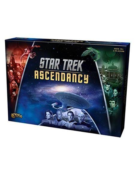 Gale Force Nine gf9st001-Jeu de Société Star Trek: Ascendancy
