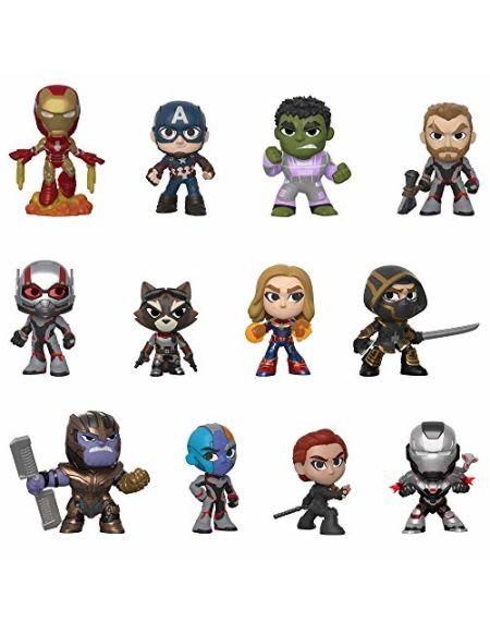 1 Figurine Funko Pop Mystery Mini Avengers Endgame Modèle aléatoire