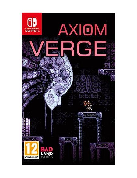 Axiom Verge pour Nintendo Switch