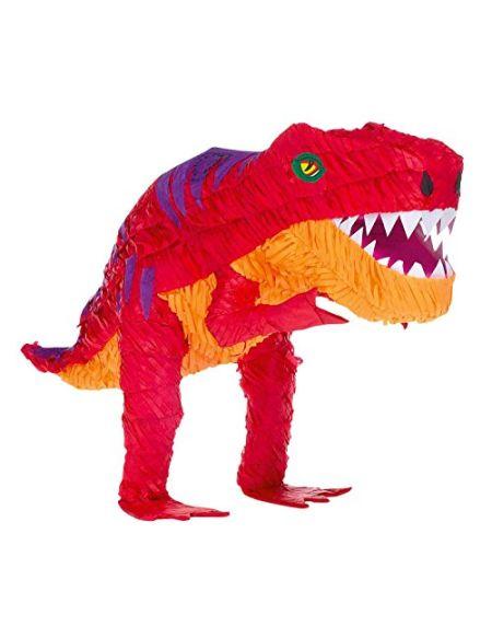 """Amscan Figurine en papier-mâché Dinosaure """"T-Rex"""""""