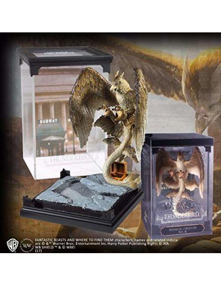 Statuette Oiseau-tonnerre - Créature Magique - Les Animaux fantastiques