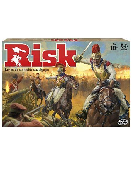 Risk - Jeu de Société de Stratégie - Jeu de Plateau - Version française