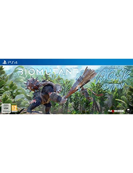 Biomutant - Atomic Edition PS4