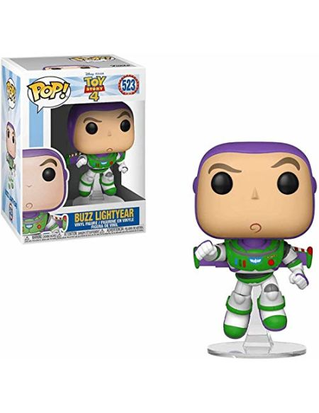 Figurine Funko Pop Disney Toy Story 4 Buzz l'Eclair