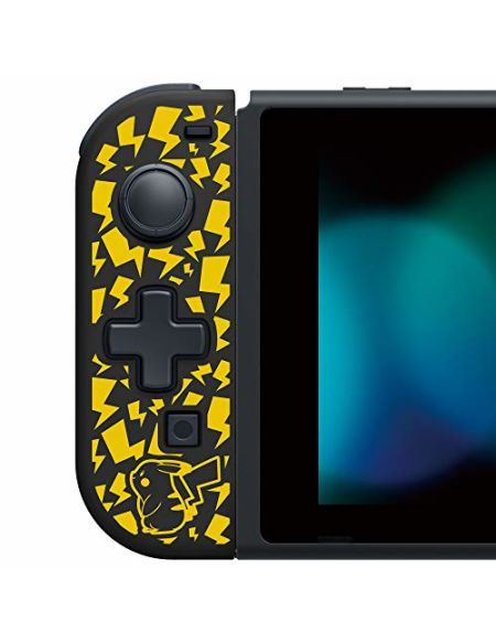 Manette Nintendo Switch Hori D-Pad Pokemon Pikachu