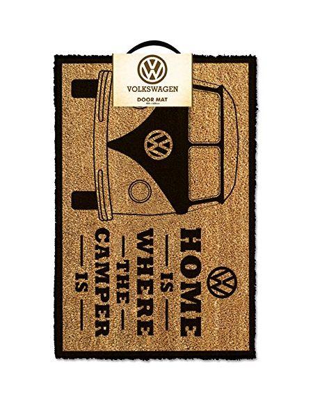 Volkswagen Paillasson Multicolore 40 x 60 x 1,5 cm