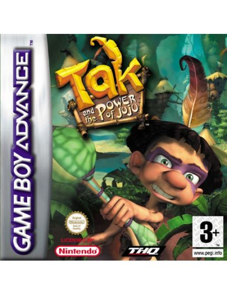 Tak and the POwer of JuJu [ Game Boy Advance ] [Import anglais]