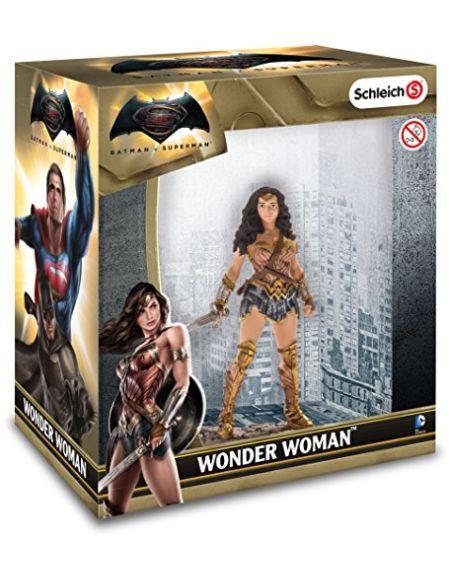 Schleich - 22527 - Figurine - Wonder Woman (Batman vs Superman)