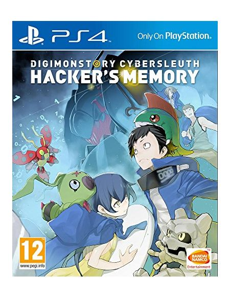Digimon Cyber: Sleuth Hackers Mémoire