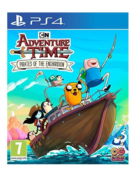 Adventure Time: Pirates de l'Enchiridion