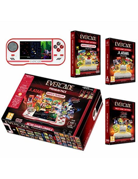 Blaze Evercade Premium Pack