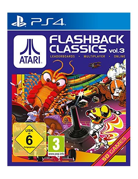 Atari Flashback Classics Vol.3