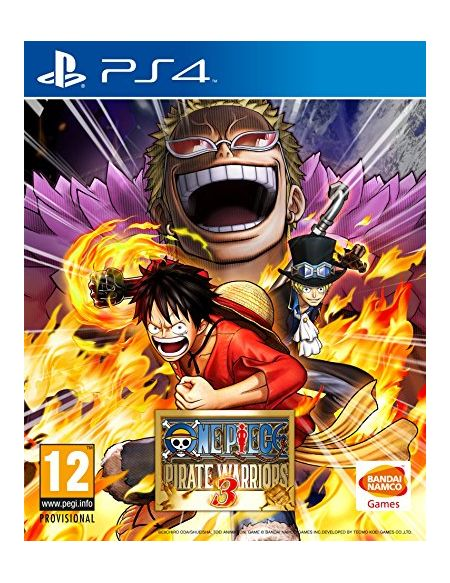 One Piece Pirate Warriors 3 [import anglais]