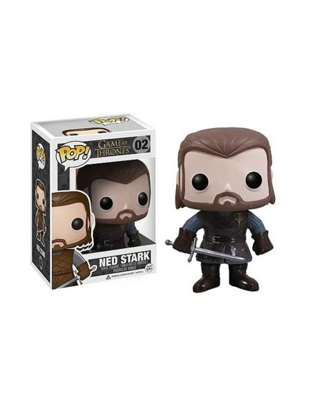 Figurine Pop! Ned Stark Game of Thrones